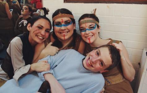 The Spring Musical: Peter Pan!