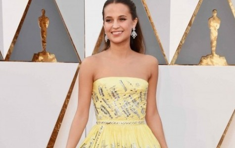 Nathalie's Top 25 Oscars Red Carpet Looks