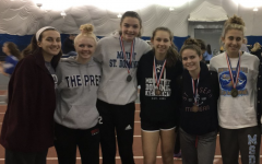 Mount Track Team Finishes Successful Season