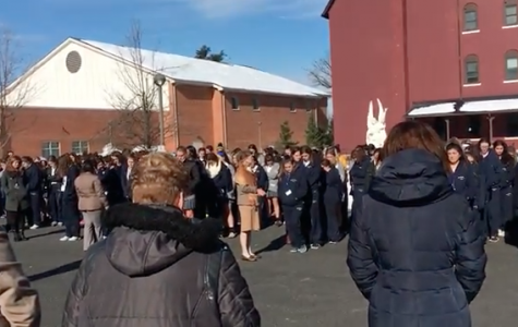 National School Walkout: MSDA Takes a Stand