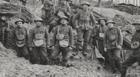 Veterans Day: 100 Years Since World War I
