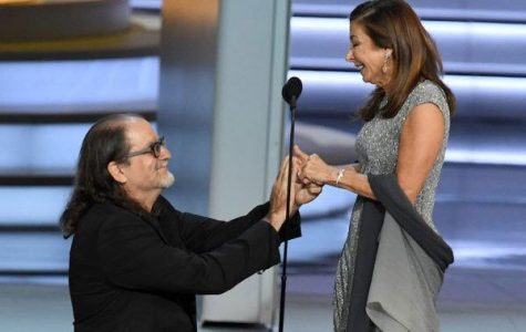 Glen Weiss Brings Proposal to Emmy Awards