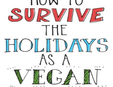 How To Survive Christmas as a Vegan