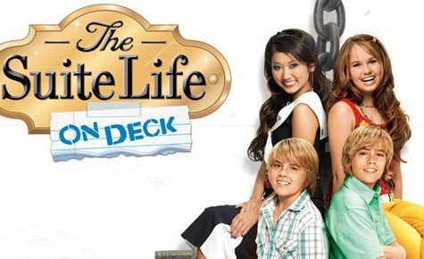 "Which ""The Suite Life on Deck"" Character Are You?"