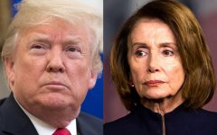 Trump and Pelosi Battle Over the Border