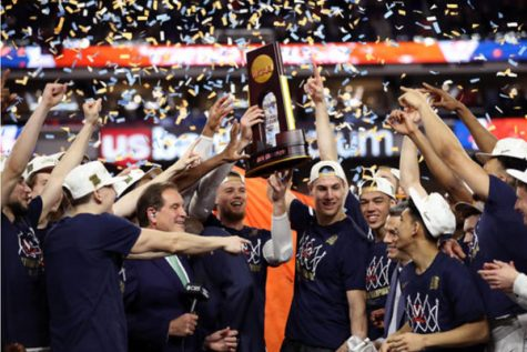 Virginia Cavaliers Take First NCAA Championship Win