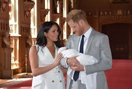 Duke And Duchess Of Sussex Welcome A Baby