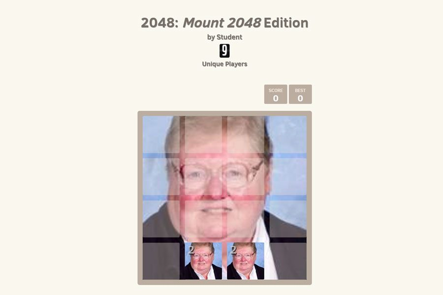 2048: Mount Edition