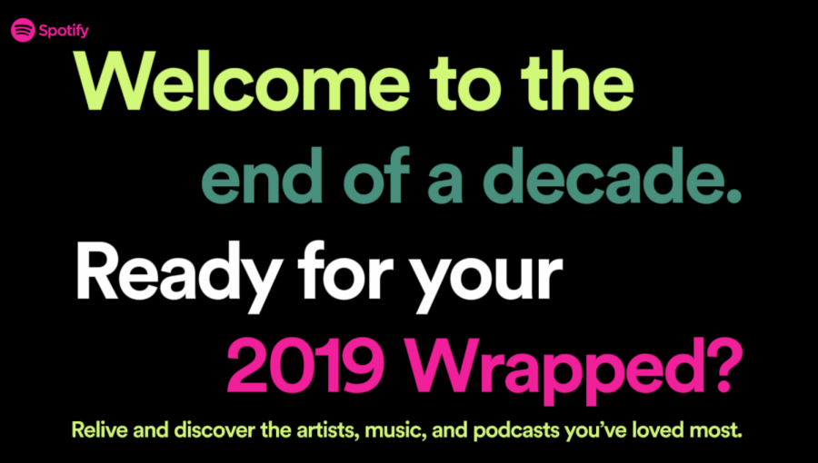 Spotify Wrapped Goes Viral First Week of December