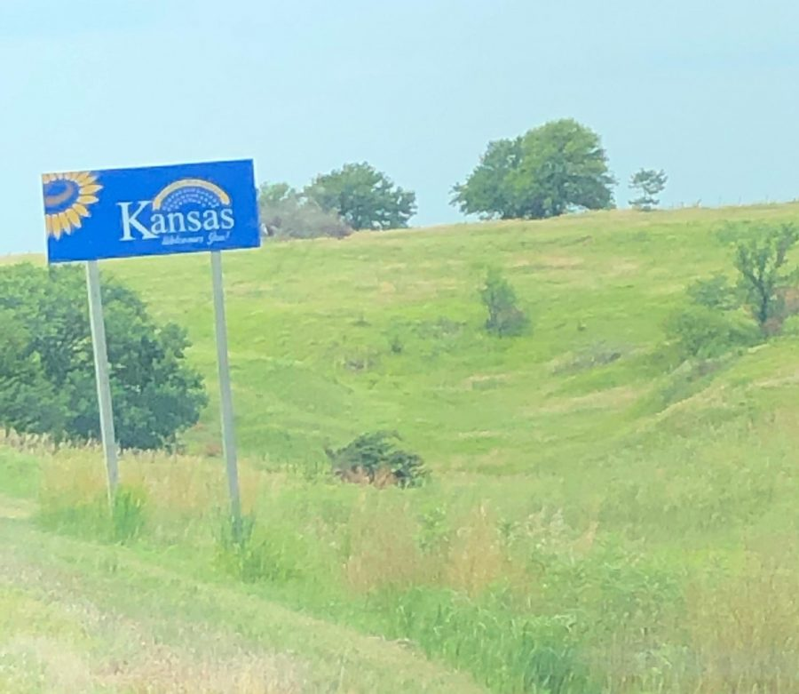 Welcome+to+Kansas+Sign