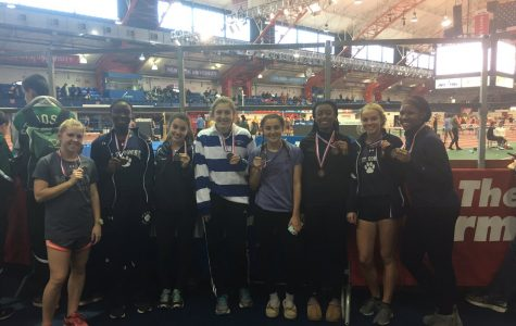 Indoor Track Recap