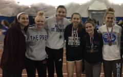 Mount Track Team Finishes Successful Season