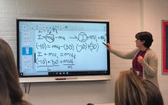 Ms. Panuccio Offers A New Perspective on Science