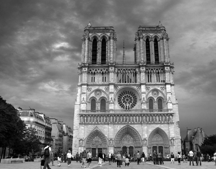 Notre-Dame de Paris Burns