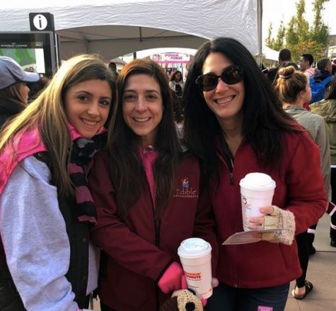 Breast Cancer Impacts Mount Students and Families
