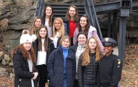 Mount Students Travel to West Point, Learn About Robotics in the Military