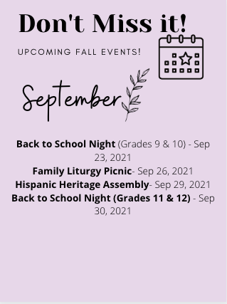 Dont Miss it! Fall Events to Look Out For